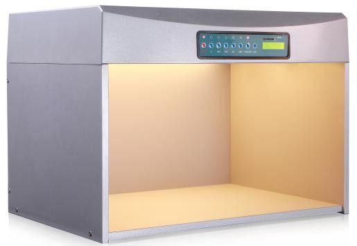 P60 Plus Color Viewing Booth With 6 Light Sources D65 TL84 CWF TL83/U30 F UV For Graphic Arts